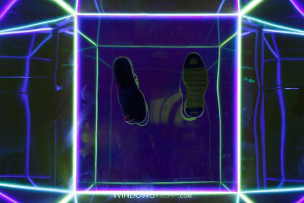 设计趋势:跳跃的萤光色