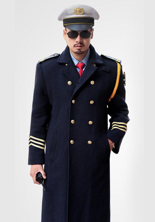 保安制服大衣