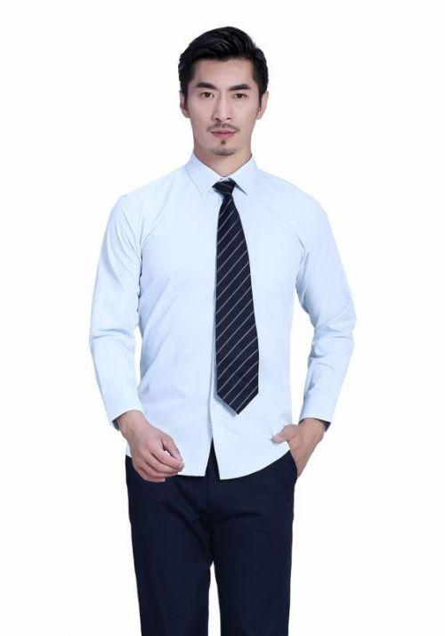 男士着装学问之衬衫与领带搭配