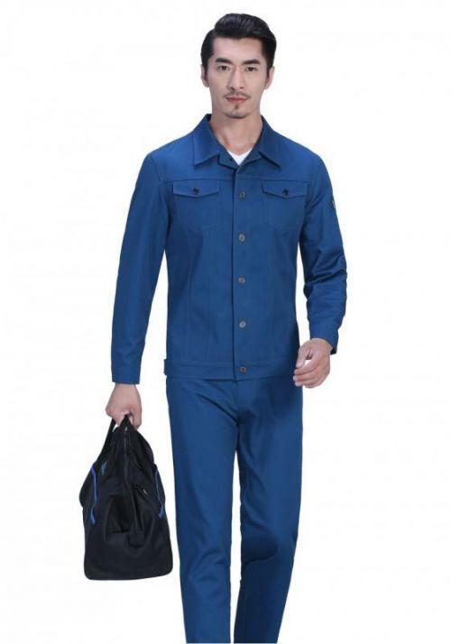 电焊工作服的面料选择