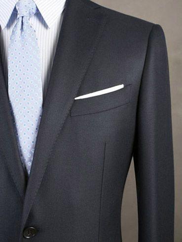双排扣西装定制的分类和应用