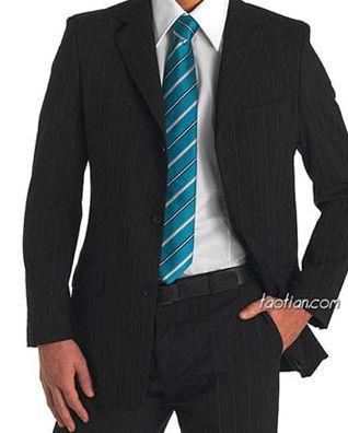 定制休闲西装有那几种款式?它搭配领带的技巧是什么?