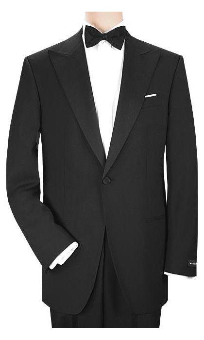 带你了解定制西装的分类与穿搭常识